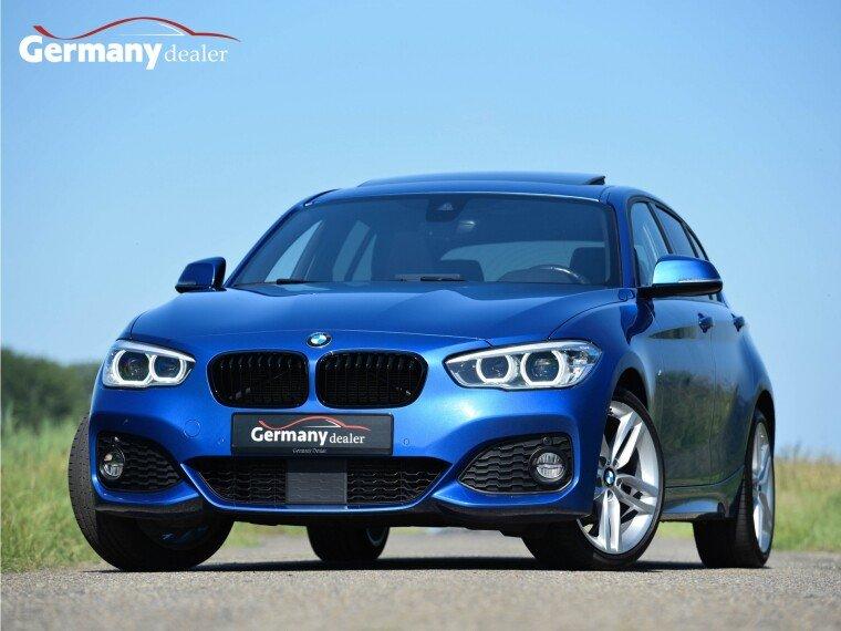BMW 1 Serie 120d 190pk M-Sport