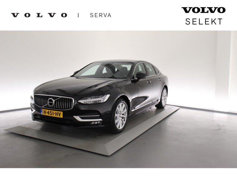 Foto van Volvo S90 T4 Inscription / Intellisafe / DAB+ / Camera