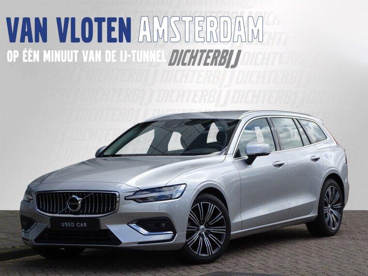 Foto van Volvo V60 B4 Inscription   BLIS   Keyless  