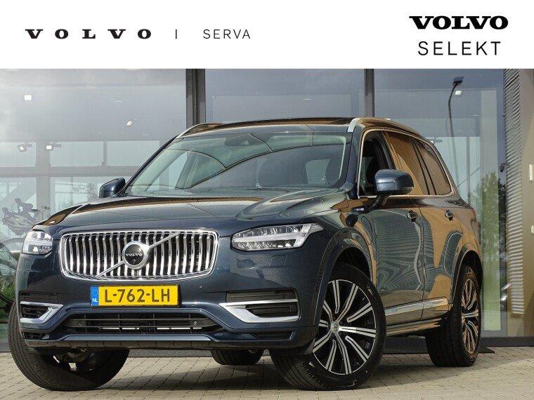 Foto van Volvo XC90 T8 Recharge AWD Inscription