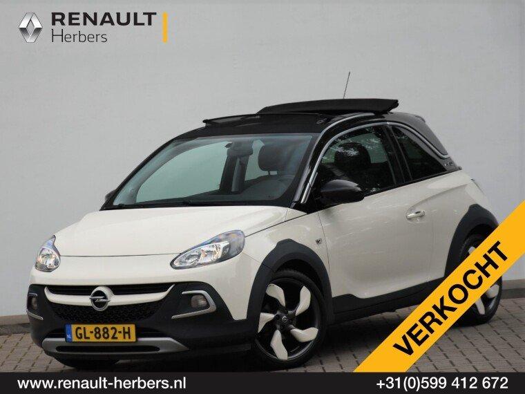 Foto van Opel ADAM 1.0 Turbo Rocks