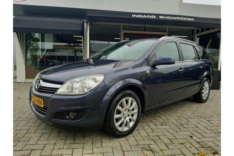 Foto van Opel Astra Wagon 1.6 Cosmo