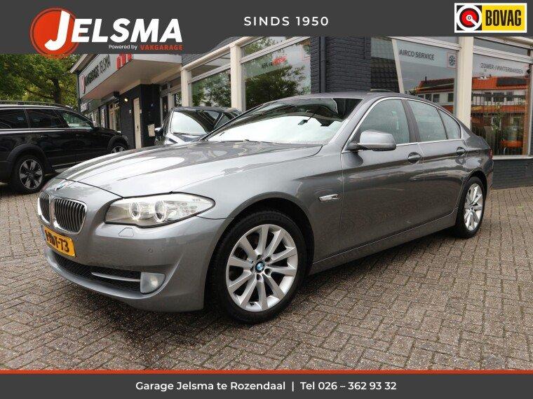 Foto van BMW 5 Serie 520i Upgrade Edition