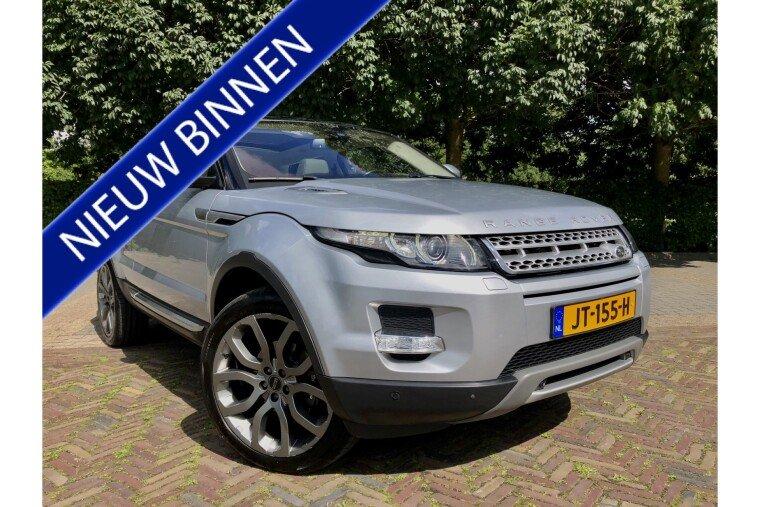 Foto van Land Rover Range Rover Evoque 2.0 Si 4WD Prestige   Panoramadak   Camera - Incl. 3 mnd GARANTIE!