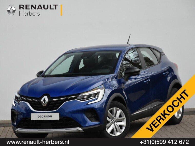 Foto van Renault Captur 1.0 TCe Zen