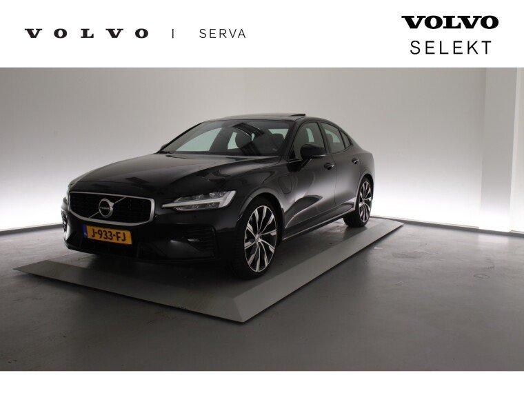 Foto van Volvo S60 T6 Twin Engine R-Design Luxury, Park assist, Scandinavian, Intellisafe Pro Line