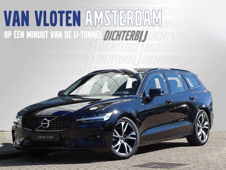 Foto van Volvo V60 B4 R-Design   Pilot assist   Standkachel   DAB  