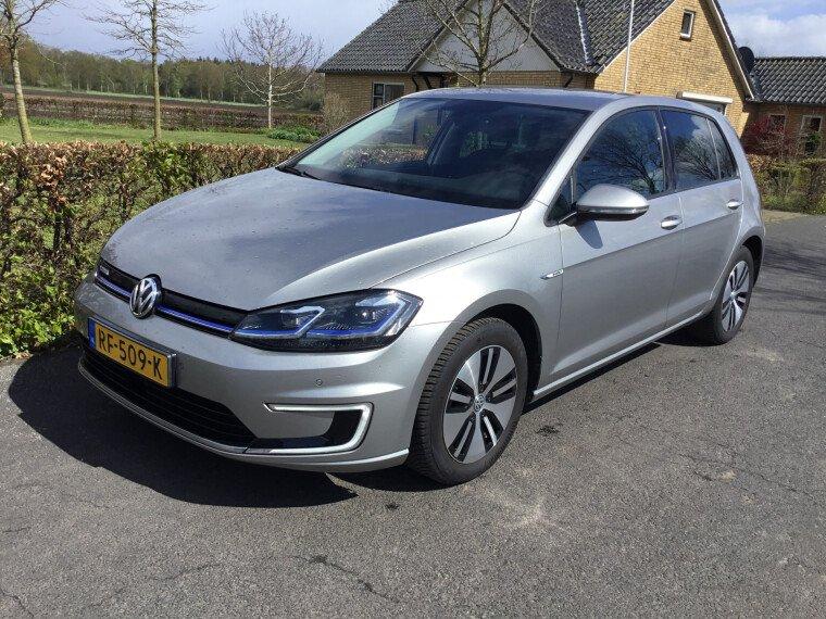 Foto van Volkswagen e-Golf e-Golf