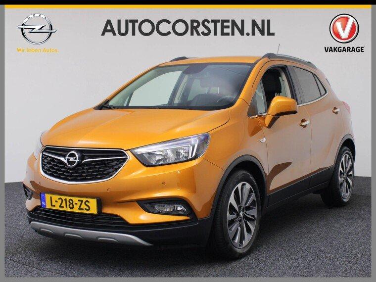 Foto van Opel Mokka X 1.4T Camera Leer Navi