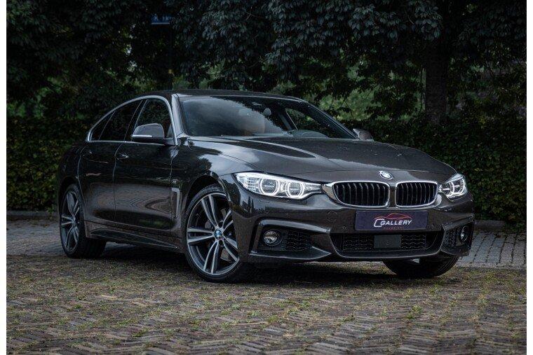 Foto van BMW 4 Serie Gran Coupé 435i xDrive High Executive - M-pakket l Camera l H/K - Incl. 3 mnd GARANTIE!