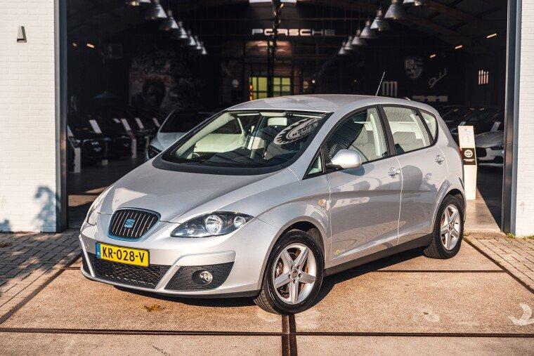 Foto van SEAT Altea 1.2 TSI Ecomotive Style 61402 KM * Airco * cruise * Trekhaak