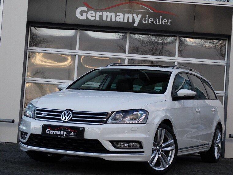 Volkswagen Passat Variant 2.0 TDI R-Line Panodak Xenon Navi-510 Elektrische-Trekhaak/Klep Sportstln-Verwrmbr!