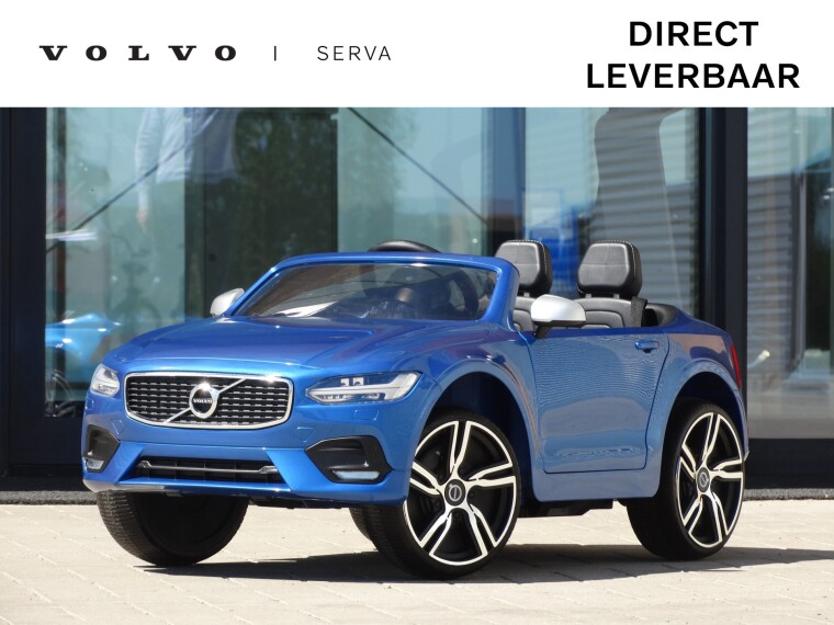 Foto van Volvo S90 Electric Rider R-Design