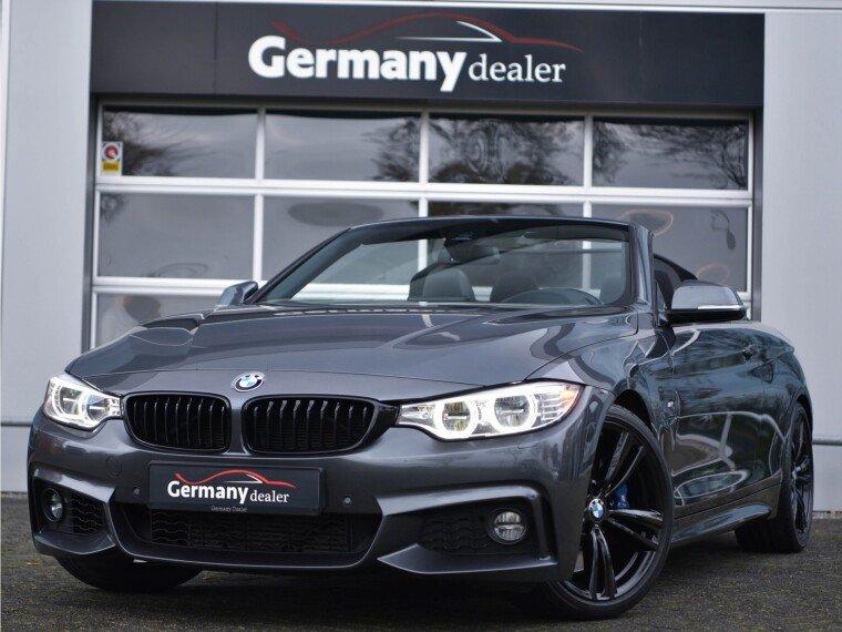 BMW 4 Serie Cabrio 435i Cabrio 306pk