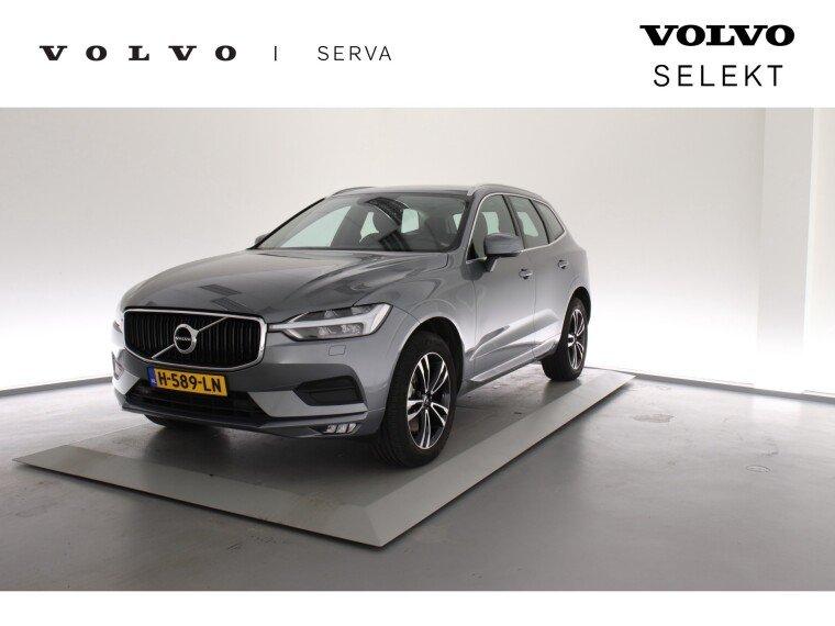 Foto van Volvo XC60 B5 Momentum Pro geartronic