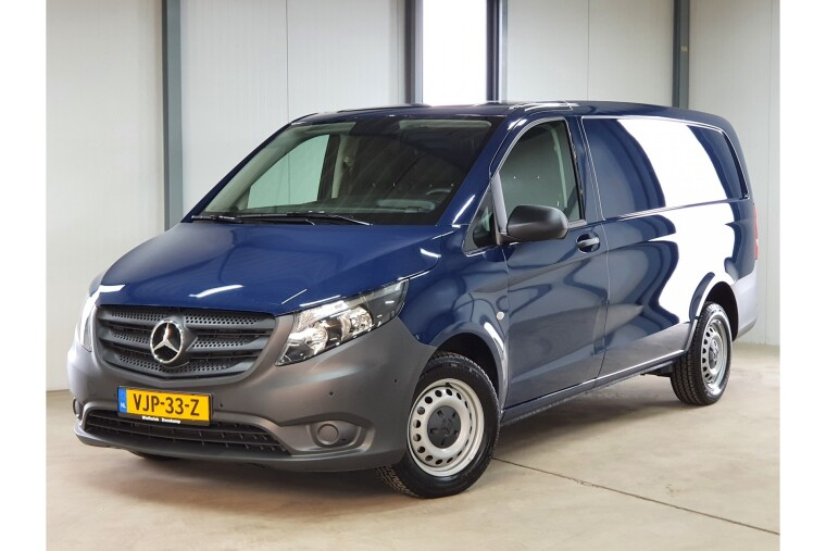 Mercedes-Benz Vito 110 CDI Lang GB airco trekhaak cruise camera