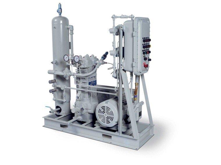 Foto van Corken 691 Compressor (mounted)