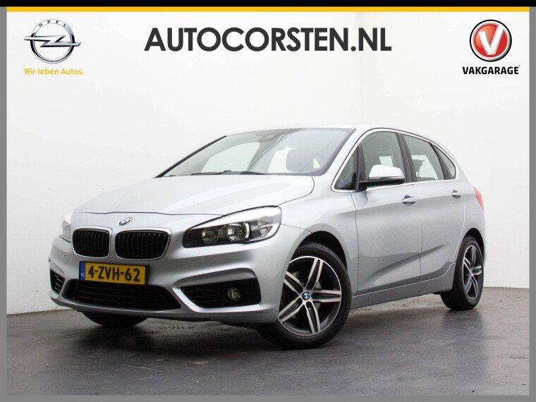 Foto van BMW 2 Serie Active Tourer 218d Aut. Navi Botswaarsch. H-Up.Display KeyLess Ecc