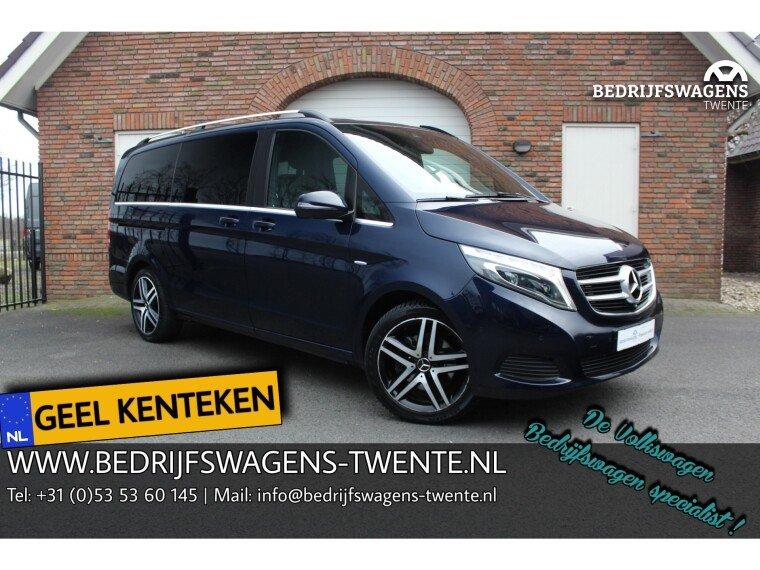 Foto van Mercedes-Benz V-Klasse 250d Lang Avantgarde Edition GEEL KENTEKEN | incl. BTW/BPM