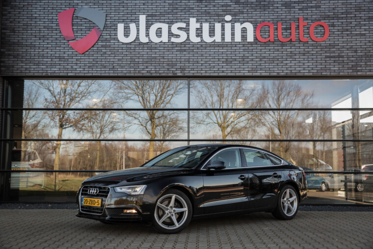 Foto van Audi A5 Sportback 2.0 TDI