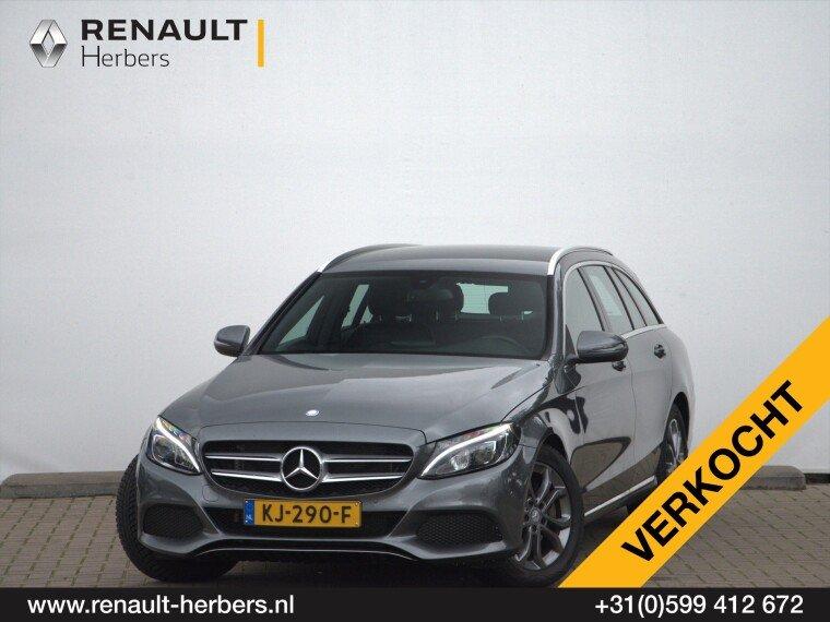 Foto van Mercedes-Benz C-Klasse Estate 300 CDI HYBRID Avantgarde / INCL BTW / LED / CRUISE / NAVI