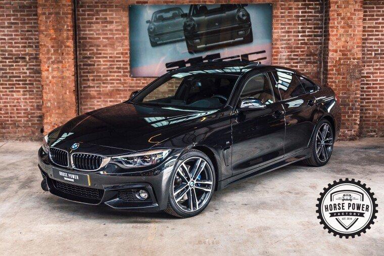 Foto van BMW 4 Serie Gran Coupé 420i High Executive M-Sport