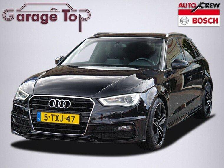 Foto van Audi A3 Sportback 1.2 TFSI Ambition 2x S-line