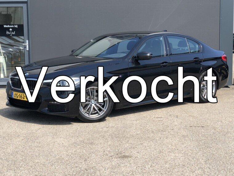 Foto van BMW 5 Serie 520i Executive, M-sport