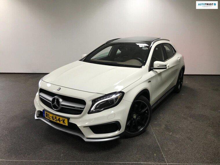 Mercedes-Benz GLA-klasse 381PK GLA45
