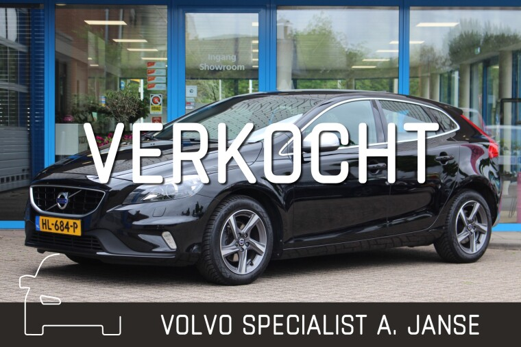 Foto van Volvo V40 2.0 D2 R-Design