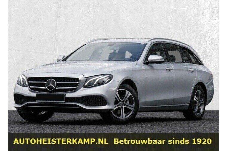Mercedes-Benz E-Klasse Estate 200 d Advantage Distronic Trekhaak Schuifdak Camera