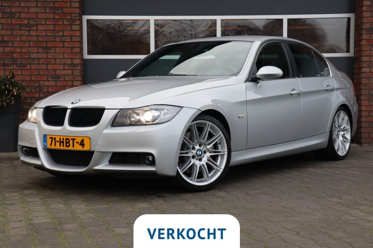 Foto van BMW 3 Serie 335i High Executive
