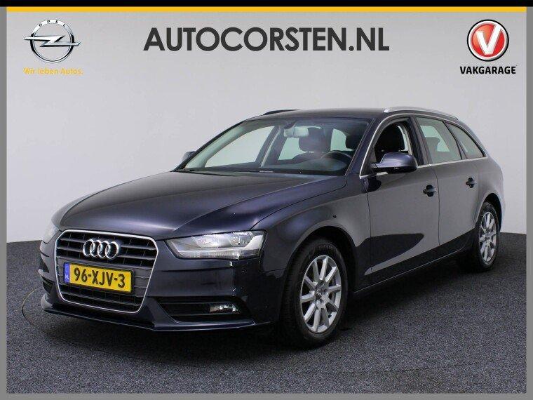 Foto van Audi A4 Avant 1.8TFSI Aut. Navi Tel. Ecc Cruise