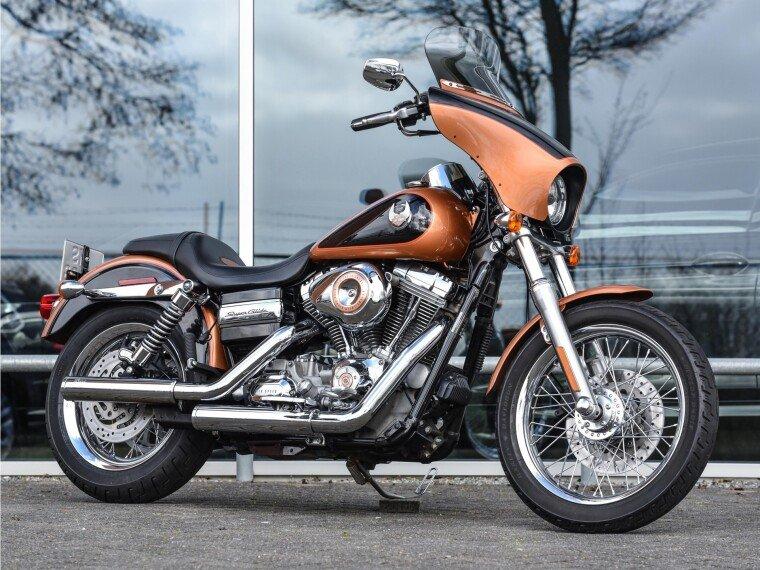 Harley-Davidson 96 FXDC Dyna Super Glide Custom 96 FXDC Dyna Super Glide Custom