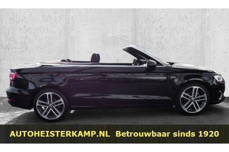 Audi A3 Cabriolet 35 TFSI CoD Sport Navi Xenon Camera Sportstoelen