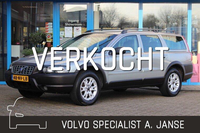 Foto van Volvo XC70 2.5 T Youngtimer