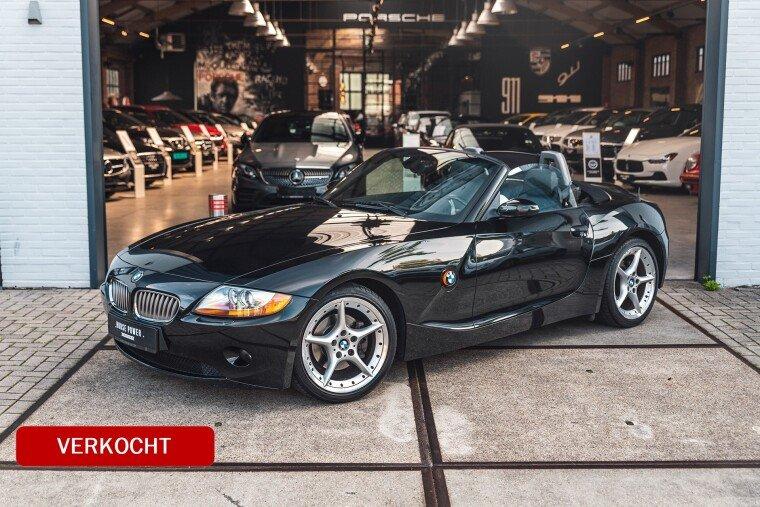 Foto van BMW Z4 Roadster 3.0i S High Ex *AUTOMAAT*NAVI*PDC*LEDER