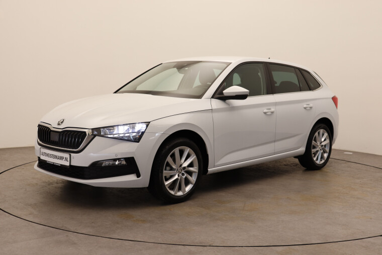 Škoda SCALA 1.0 TSI 115PK Ambition Navigatie, PDC, Virtual display