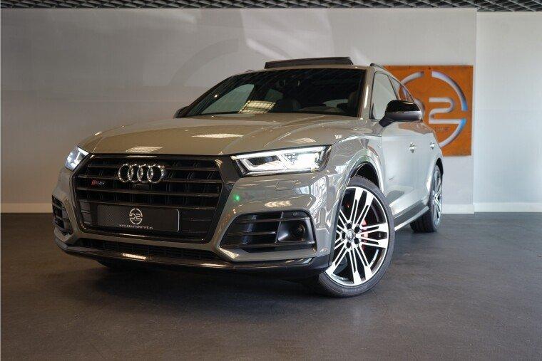 Foto van Audi Q5 3.0 TFSI SQ5 quattro Pro Line Plus | Pano | Matrix | 360 | Leder | B&O BOMVOL! Garantie
