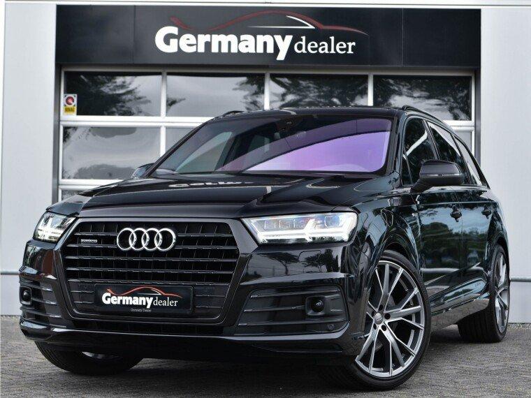 Audi Q7 3.0TDI 272pk quattro 7p S-Line
