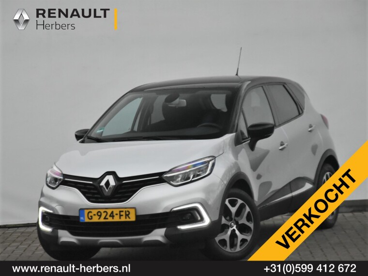 Foto van Renault Captur Energy TCe 90 S&S Intens / NAVI / ECC / CAMERA