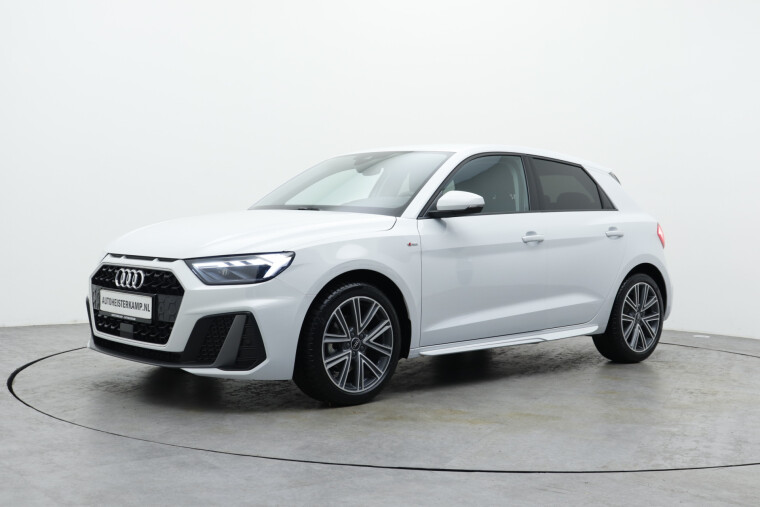 Audi A1 Sportback 35 TFSI 150pk S-Tronic S Line Full led, Virtual Display, Climatronic