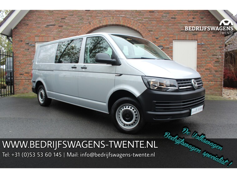 Foto van Volkswagen Transporter T6 2.0 TDI LWB Dub/Cab Comfortline Plus | NAVI