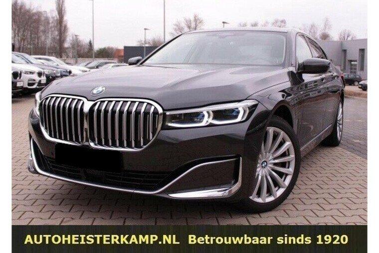 BMW 7 Serie 745e High Executive ACC Stoelkoeling Schuifdak 360 Camera