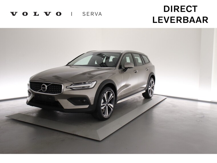 Foto van Volvo V60 Cross Country B5 AWD Pro | Lounge | Power Seats | Climate Pro