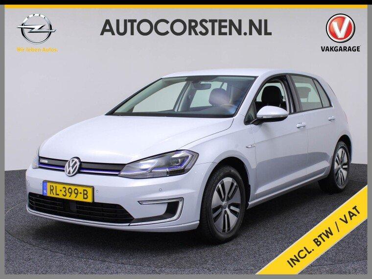 Foto van Volkswagen e-Golf (Inc.Btw) Aut. Navi AppConnect
