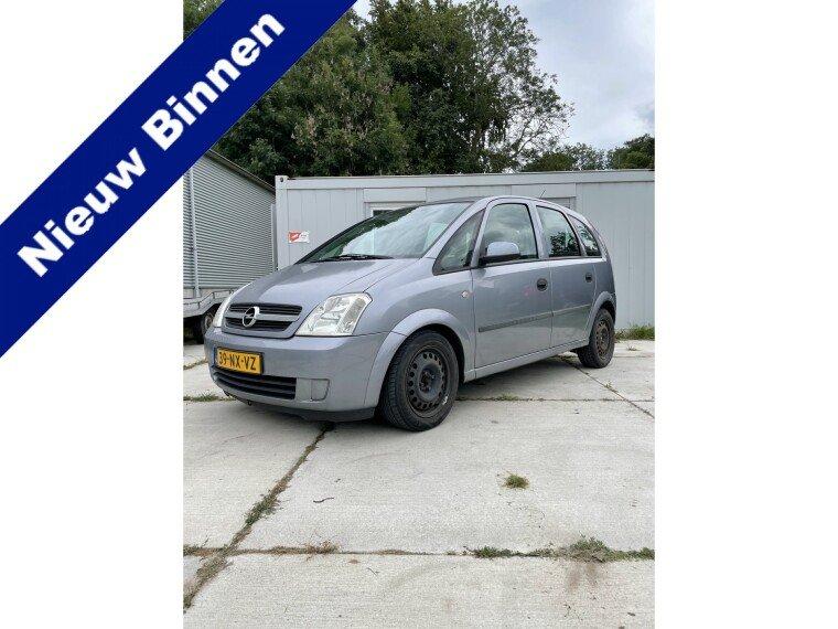 Foto van Opel Meriva 1.6 Enjoy