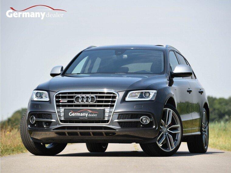 Audi SQ5 3.0BiTDI 313pk quattro