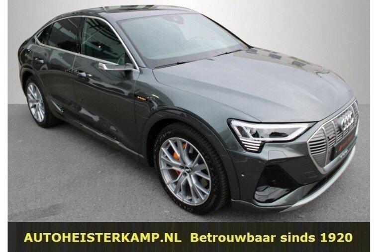 Audi e-tron Sportback 50 quattro S Line ACC BenO Panoramadak 21 Inch