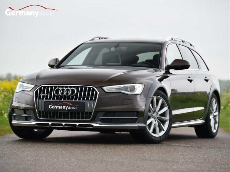 Audi A6 Allroad 3.0 TDI quattro Business Edition